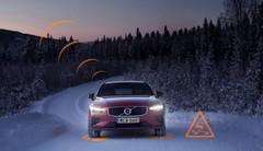 Les Volvo se parlent dans toute l'Europe
