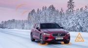 Volvo : les modèles vont communiquer entre eux pour avertir des dangers