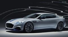 L'Aston Martin Rapide E 100 % électrique se dévoile