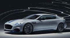 Shanghai 2019 : Aston Martin officialise sa Rapide E