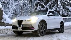 Essai Alfa Romeo Stelvio 2.0 TB 280 Q4
