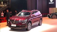 Shanghai 2019 : Renault dévoile le Koleos restylé