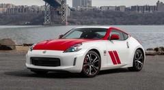 """Nissan dévoile une 370Z """"50e anniversaire"""""""