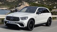 Mercedes GLC 63 AMG 2019 : infos, photos des nouveaux GLC et GLC Coupé