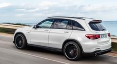 Mercedes GLC et GLC Coupé 63 AMG : mise à jour esthétique