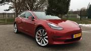 Tesla Model 3 : la version à 35 000 dollars (déjà) retirée du catalogue, ou presque