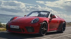 Porsche 911 Speedster : New York Party