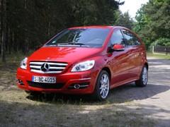 Mercedes Classe B : entre classe affaires et classe éco