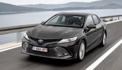 Essai Toyota Camry : l'entreprenante
