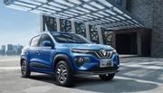 Renault City K-ZE : électrique low cost