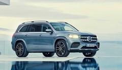Mercedes dévoile le nouveau GLS