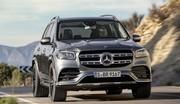 Mercedes GLS (2019) : infos et photos du luxueux SUV 7 places