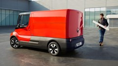 """Renault teste la livraison du """"dernier kilomètre"""" en électrique"""