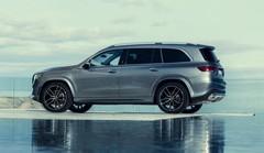 Mercedes GLS : l'Amérique, en très grand