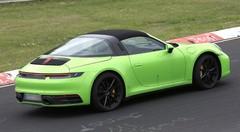 La Porsche 911 à nouveau en format Targa !