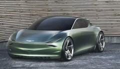Genesis Mint Concept : rafraîchissant ?