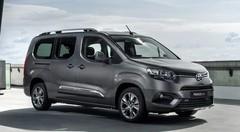 Toyota ProAce City Verso : Le quatrième cousin des Berlingo et Rifter se dévoile