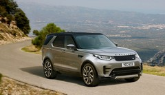 Land Rover : édition spéciale anniversaire pour le Discovery