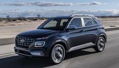 Hyundai dévoile le petit SUV Venue