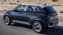 Le petit SUV Hyundai Venue présenté au Salon de New York