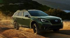 Subaru Outback 2019 : Look familier et châssis inédit pour le break baroudeur
