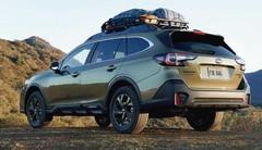 Subaru dévoile le nouveau Outback