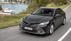 Essai Toyota Camry Hybrid : faites vos comptes