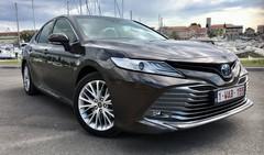 Essai Toyota Camry 2019: la plus pro des hybrides