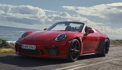 La Porsche 911 Speedster est officiellement dévoilée !