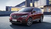Renault Koleos : lifting chinois