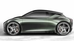 Genesis Mint Concept : citadine électrique premium
