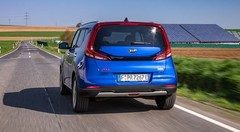 Essai Kia Soul EV : She's got the power