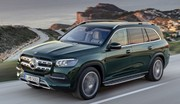 Le Mercedes GLS 2020 fait ses débuts à New York