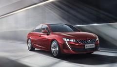 Peugeot : une 508 hybride et rallongée pour la Chine
