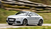 Essai Audi TT 45 TFSI 20 Years : Toujours Talentueux