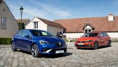 Renault Clio 5 vs Volkswagen Polo : premier match en vidéo