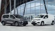 Toyota Proace City : les nouveaux utilitaires compacts arrivent