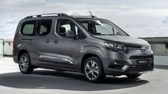 Toyota ProAce City Verso : le Berlingo sauce Soja