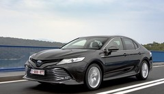 Essai Toyota Camry : berline cherche chauffeur