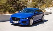 Essai Jaguar XE (2019) : enfin aboutie