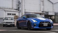 Nissan dévoile une GT-R 50th Anniversary Edition et une version Nismo retouchée