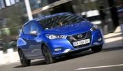 Essai Nissan Micra 1.0 IG-T 100 Xtronic : Pied léger exigé