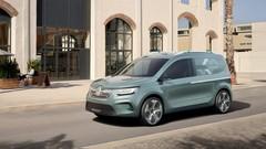 Renault Kangoo Z.E. concept : la future coqueluche des familles