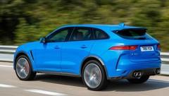 Jaguar F-Pace SVR : Délicieusement anachronique