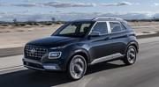 Hyundai Venue : petit SUV coréen
