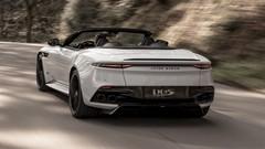 Aston Martin : la DBS Superleggera enlève le haut