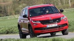 Essai Skoda Kodiaq RS (2019) : Le Kodiaq enfile son jogging RS