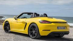 Porsche Boxster & Cayman : option hybride et électrique en 2022