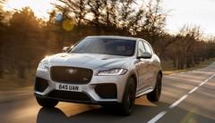 Essai Jaguar F-Pace SVR : velu félin