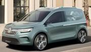Renault donne un avant-goût de son futur Kangoo